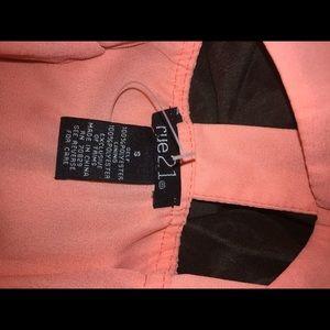Rue21 Dresses - Brand new never worn mini dress